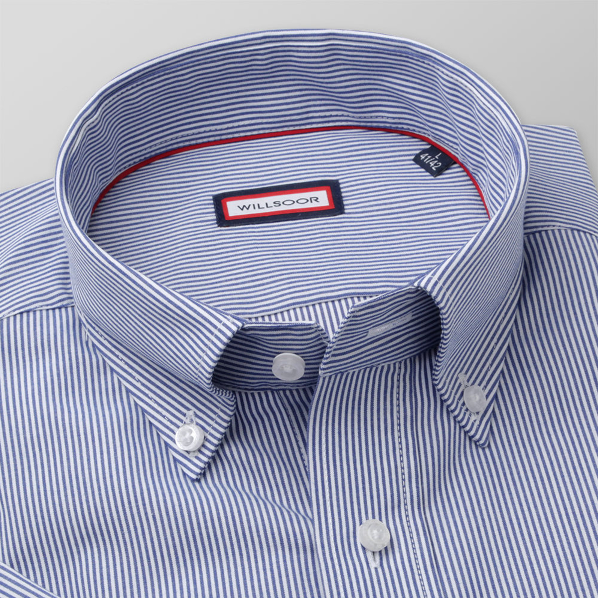 Modern Fit ( enyhén karcsú ) ingek
