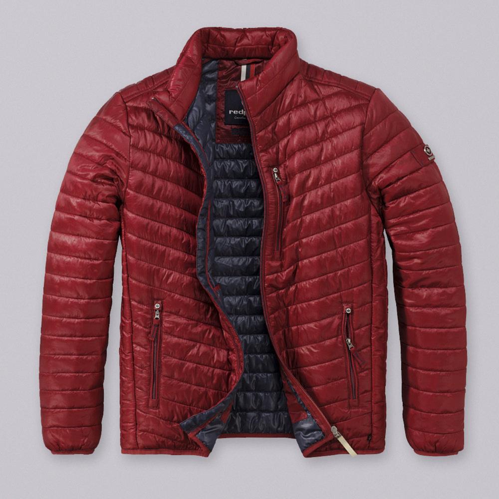Szürke színű vattázott dzseki DUCA (méret 3XL) 10812