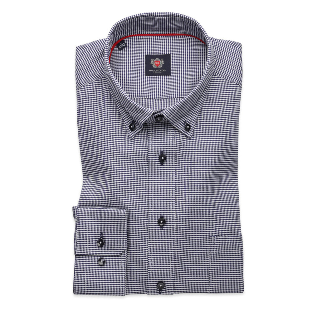 Férfi slim fit ing London (magasság 176-182) 8589 Easy care