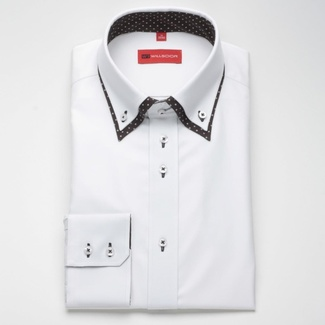 Férfi ing slim fit Willsoor 660