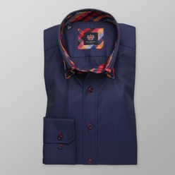 Férfi ing slim fit Willsoor London 8849